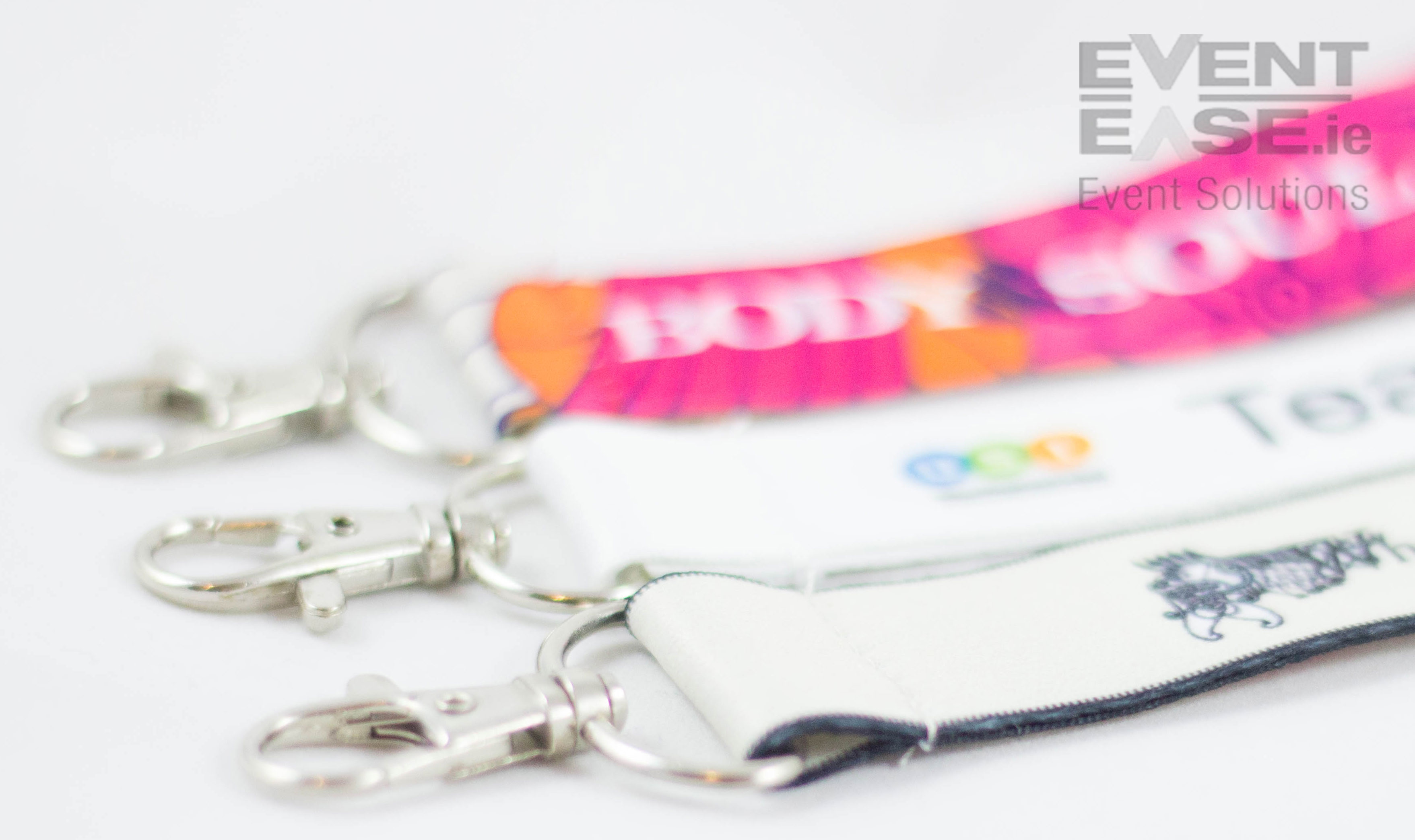 25mm Dye Sublimation Lanyard