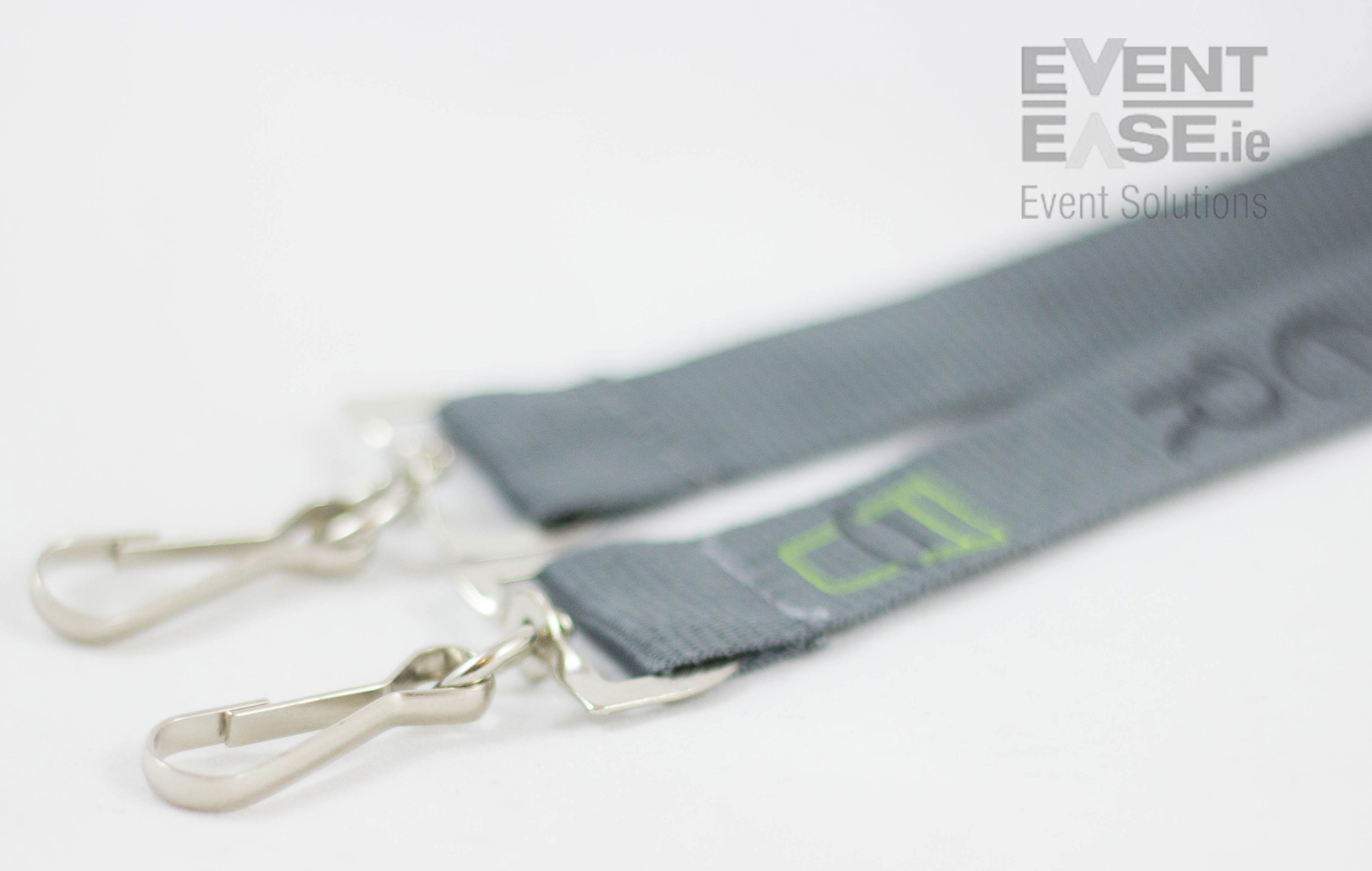 Plain Lanyard with Clip