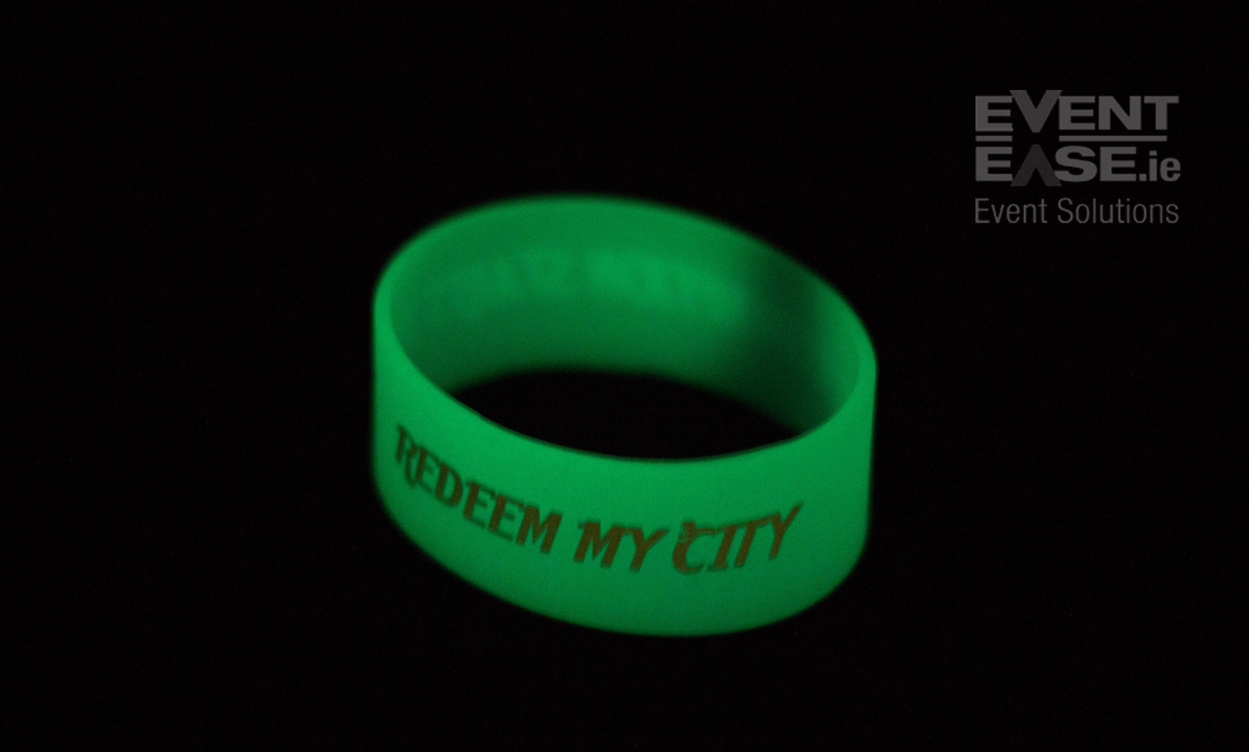 Glow in the dark 1 inch