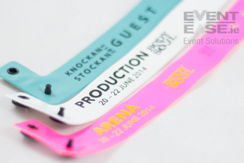 Event Wristbands | Vinyl Wristbands