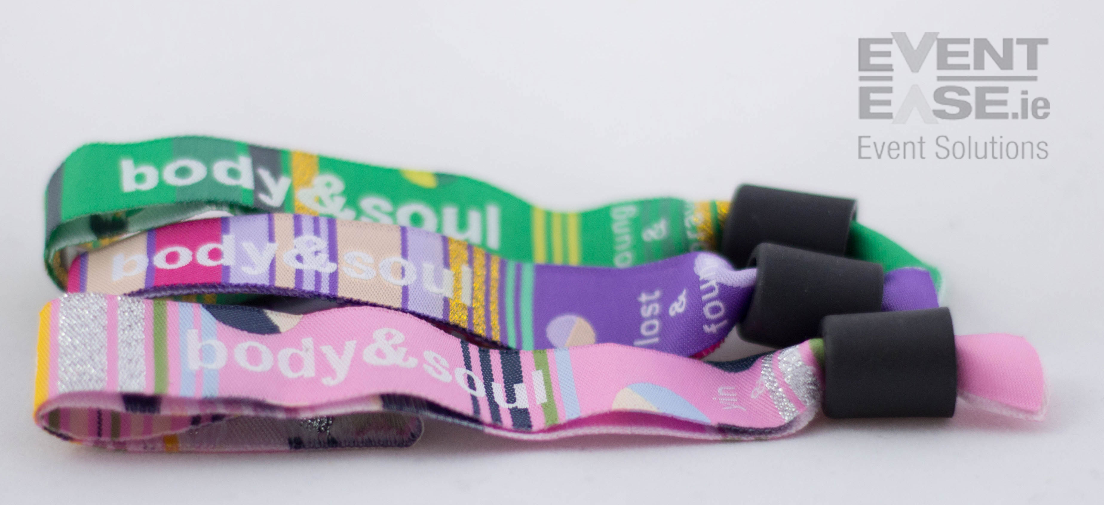 Various Fabric Wristbands